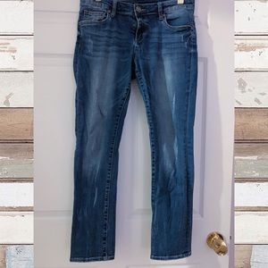 KFTK Kate Boyfriend Stretch Jeans 4P